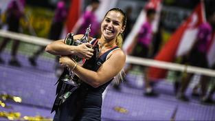 Dominika Cibulková je tenisové překvapení roku. I díky bývalému trenéru Petry Kvitové