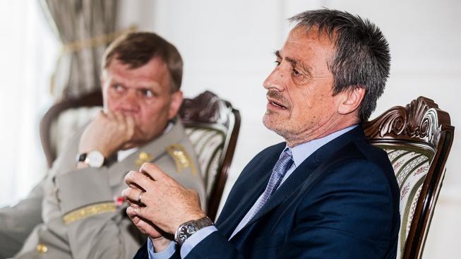 """Ministr obrany Martin Stropnický varoval před """"armádami prokremelslých trollů"""""""