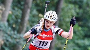 Gabriela Koukalová má za sebou tvrdou přípravu, která by jí měla pomoci obhájit křišťálový glóbus