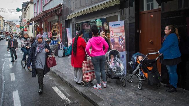 Kdo by měl před teroristickými útoky důvod dobrovolně si prohlížet zašlou muslimskou čtvrť Molenbeek?