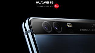 Nadělte si k Vánocům Huawei P9 Blue. Vlajková loď Huawei P9 nyní v prodeji i v modré barvě