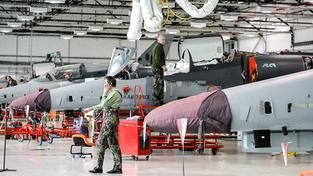 Češi možná brzy obnoví výrobu bitevníků L-159