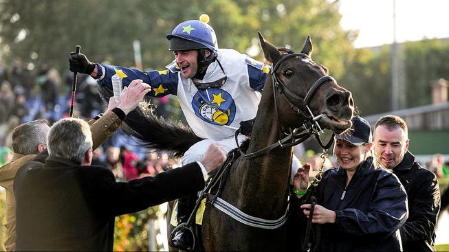 Předčasná radost. Vítězný kůň Nikas později neprošel dopingovou zkouškou