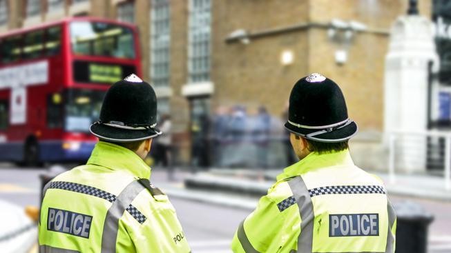 Více než 300 britských policistů si za poslední dva roky vyslechlo obvinění ze sexuálního zneužívání. Ilustrační foto