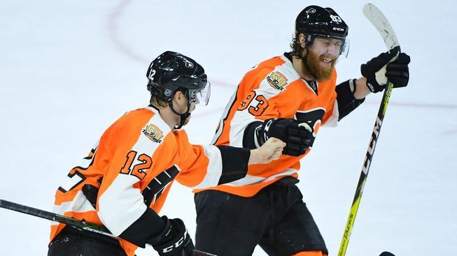 Jakub Voráček je už druhý v produktivitě NHL