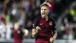 Sparta Praha je jediný český klub, který se probojoval do druhého kola letošní Evropské ligy