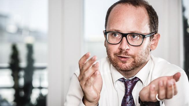 Jan Procházka, generální ředitel EGAP