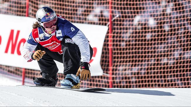 Snowboardcrossařka Eva Samková je na sezonu připravená a chce vyhrávat