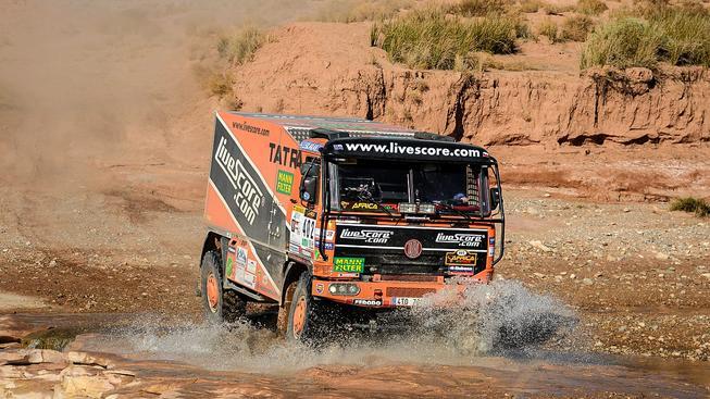 Tomáš Tomeček pojede africkou rallye už posedmé, třikrát ji vyhrál