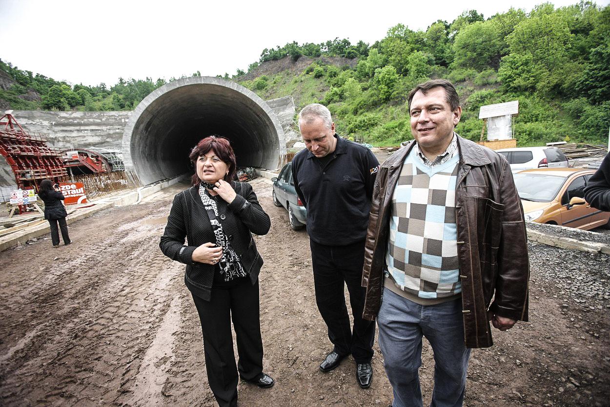 Wagenknecht: Mafiánská struktura na severu Čech od počátku plánovala fondy EU vykrást