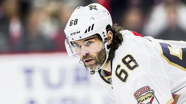 Jaromír Jágr útočí na druhou příčku v historické tabulce produktivity NHL