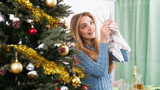 Chystáte se na Vánoce gruntovat? Nezapomeňte na to nejdůležitější