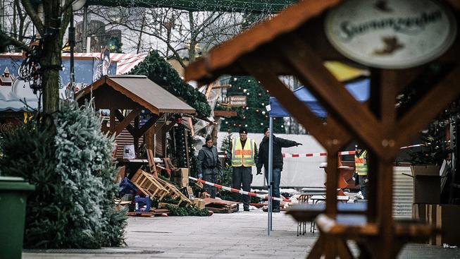 Během teroristického útoku v Berlíně zemřela i Češka