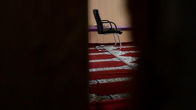 Pohled do mešity v Berlíně, před kterou byl Amri natočený na průmyslovou kameru jen pár hodin po útoku