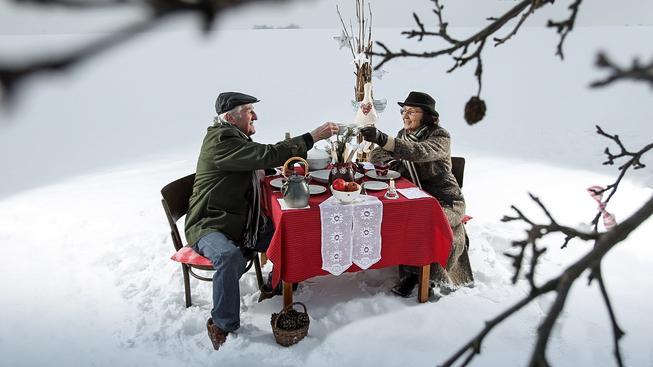 Na Vánoce se lidé často přejídají a pak se diví, že během pár dní ztloustli. Jde to přitom i jinak. Ilustrační foto