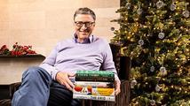 Čtenářské tipy od miliardáře: Nejlepší knihy roku podle Billa Gatese
