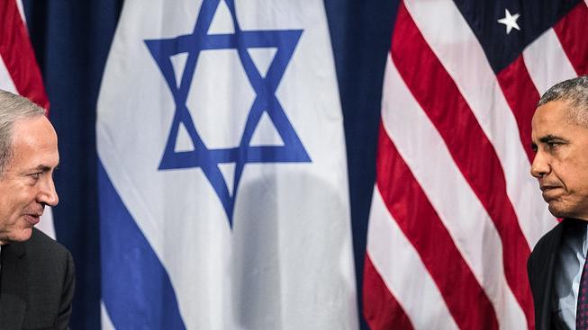 Netanjahu a Obama