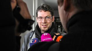 Právník Jan Vobořil