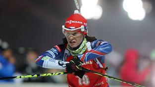 Veronika Vítková prodělala o Vánocích chřipku a na Světový pohár do Oberhofu tak nepojede
