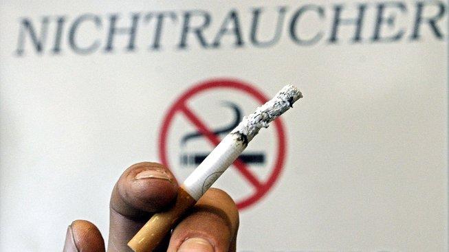 Jako dávat kouření