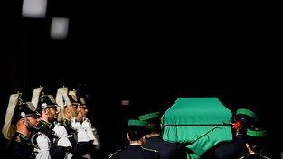 Pohřeb Mária Soarese