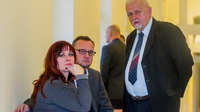 Manželka expremiéra Petra Nečase Jana Nečasová (Nagyová) dostala 1,5roční podmínku