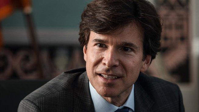 Americký velvyslanec v ČR Andrew Schapiro