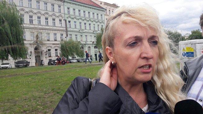 Poslankyně Pavlína Nytrová vystoupila z ČSSD