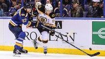 Pastrňákovy tři asistence pomohly Bruins k výhře