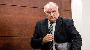 Bývalý policejní ředitel Miroslav Dvořák