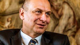 Dosavadní český velvyslanec v USA  Petr Gandalovič
