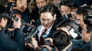 Šéf Samsungu I Če-jong je podle žalobců zapojený do korupčního skandálu