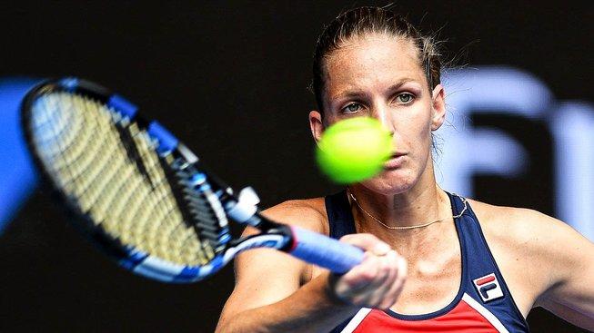 Karolína Plíšková na Australian Open