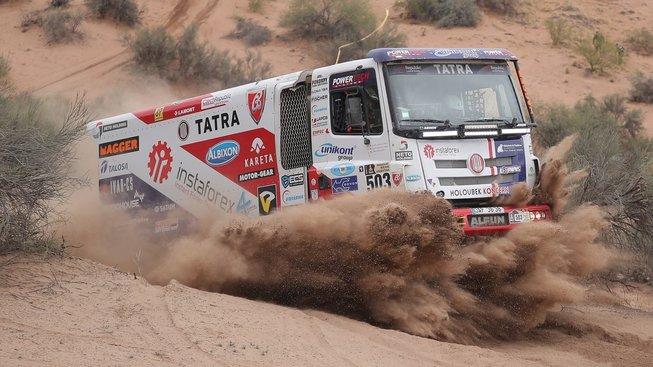 Letošní ročník Rallye Dakar byl podle Aleše Lopraise jedním z nejtěžších