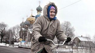 Bělorusko je svérázná země, která stojí za vidění. Na snímku záběr na městečko Aľšany ležící na jihu země