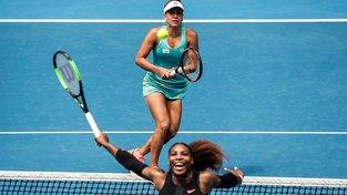 Barbora Strýcová vypadala se Serenou Williamsovou na Australian Open v osmifinále