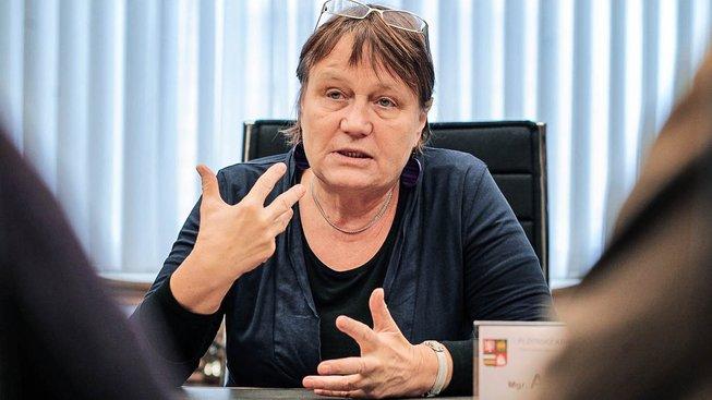 Veřejná ochránkyně práv Anna Šabatová