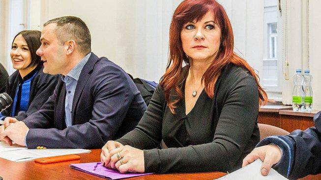 Soud odebral kauzu zneužití Vojenského zpravodajství soudkyni, která dvakrát osvobodila Janu Nečasovou (Nagyovou)