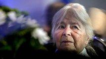 Poslední rozloučení s ženou, která byla hlasem trpících a život zasvětila lásce a svobodě
