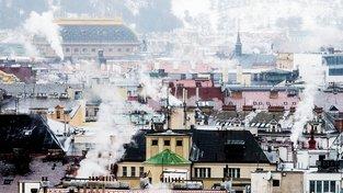 Vedení Prahy smog příliš nevzrušoval. A i kdyby ano, stejně nemá krizový plán, jak postupovat