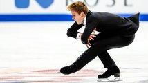 Březinovi se krátký program nepovedl, boj o medaile ale nevzdává