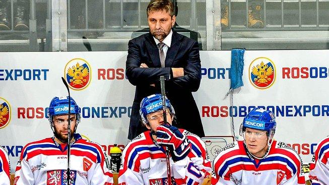 Trenér Josef Jandač tuší, že na olympiádě příští rok nebude moct počítat s hráči z NHL