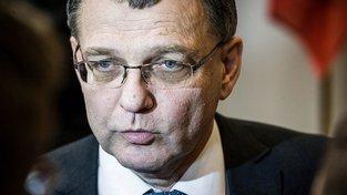 O ministrovi zahraniční Zaorálkovi jinak nijak zvlášť často slyšet není