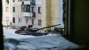Boje ve východoukrajinské Avdijivce