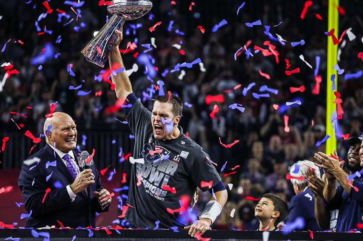 Zápas, jaký Amerika ještě nezažila. Poprvé v historii zažil Super Bowl prodloužení