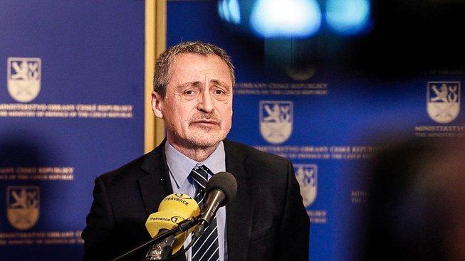 Šéf české obrany Martin Stropnický