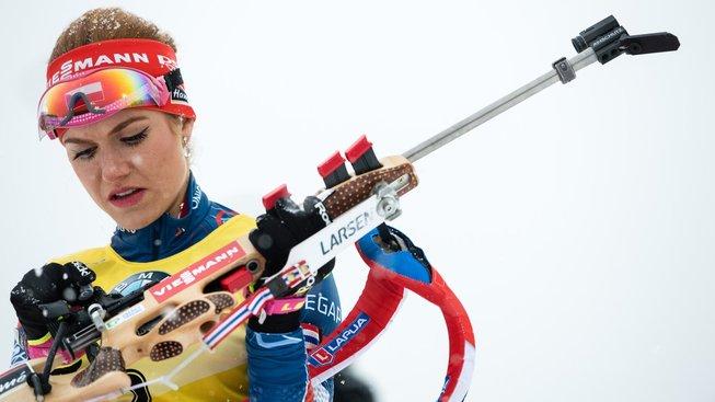 Gabriela Koukalová měla problém se zanícenou třískou, ale ve čtvrtek už bude moci opět závodit