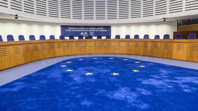 Evropský soud pro lidská práva. Ilustrační snímek
