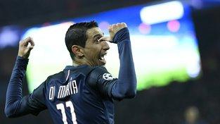 Velkolepé představení PSG odstartoval v 18. minutě gólem Ángel di María, který se trefil i po změně stran
