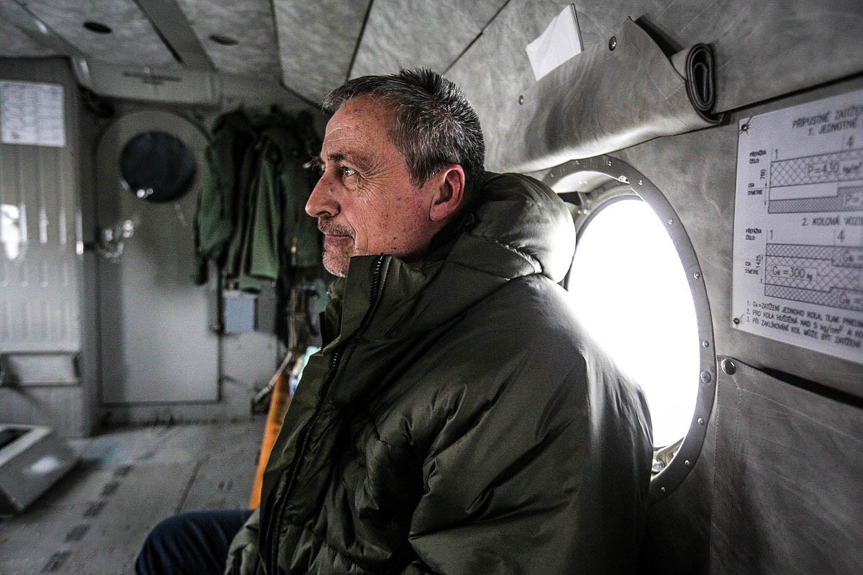 Velkým bratrem 2016 je Stropnického ministerstvo obrany za návrh zákona o Vojenském zpravodajství